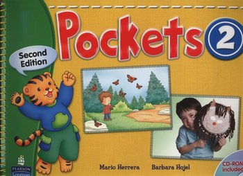 Pockets 2. Student's Book + CD - Herrera Mario, Hojel Barbara