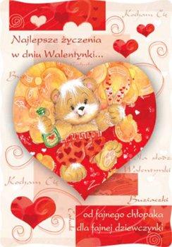 Pocztóweki na Walentynki PVL 2-Czachorowski