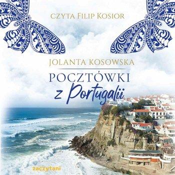Pocztówki z Portugalii-Kosowska Jolanta