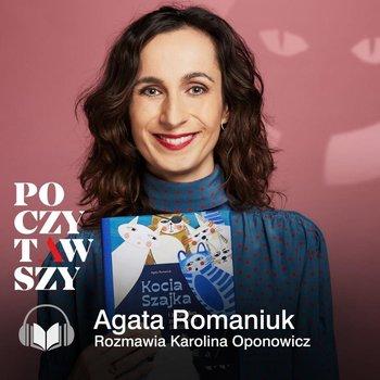 Poczytawszy: Kocia Szajka wkracza do akcji-Romaniuk Agata, Oponowicz Karolina