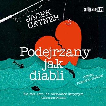 Podejrzany jak diabli-Getner Jacek