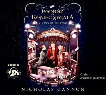 Podróż na koniec świata. Klątwa Helmsleyów-Gannon Nicholas