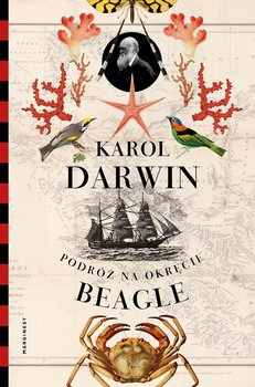 Podróż na okręcie Beagle-Darwin Karol