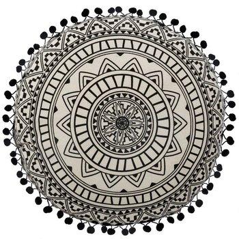 Poduszka dekoracyjna okrągła TONDA-MIA home