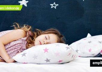 Poduszka dla dziecka – jaka powinna być? Polecane poduszki do spania dla dzieci