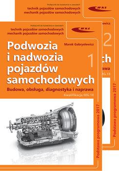 Podwozia i nadwozia pojazdów samochodowych-Gabryelewicz Marek