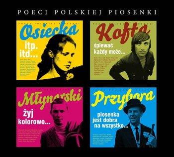 Poeci polskiej piosenki-Various Artists