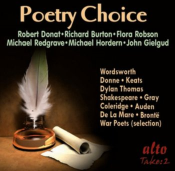 Poetry Choice-Various Artists