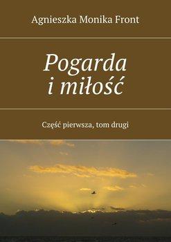 Pogarda imiłość-Front Agnieszka Monika