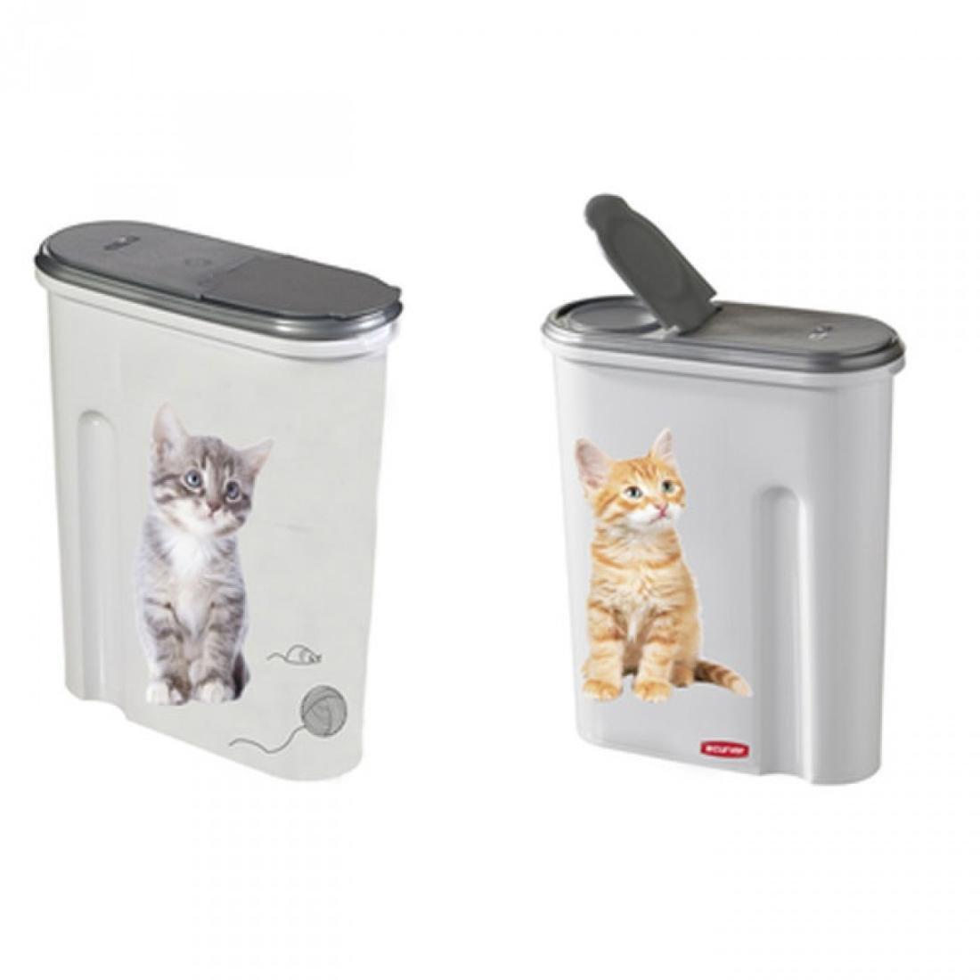 Sucha karma dla psa i kota. Jak ją dobrze przechowywać