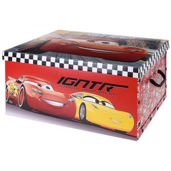 Pojemnik na zabawki Cars, STORAGES, 50x40x24 cm-Storagesolutions