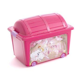 Pojemnik na zabawki Princess W Box Kis-Kis
