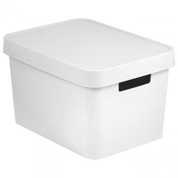 Pojemnik z przykrywką CURVER Infinity, biały, 17 l-Curver