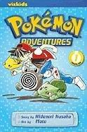 Pokemon Adventures (Red and Blue), Vol. 1-Kusaka Hidenori