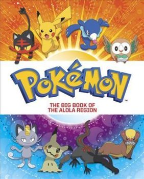 Pokemon Big Golden Book #1 - Foxe Steve, Golden Books