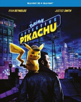 Pokémon Detective Pikachu (brak polskiej wersji językowej)-Letterman Rob