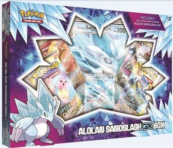 Pokemon TCG: Alolan Sandslash GX Box Zestaw Kart