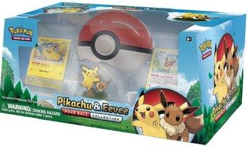 Pokemon Tcg Pikachu Eevee Poke Ball Collection Zestaw Prasa