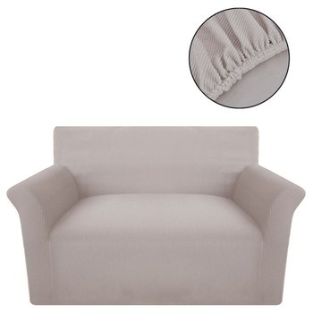 Pokrowiec na kanapę MWGROUP, beżowy, 120x80 cm-MWGROUP