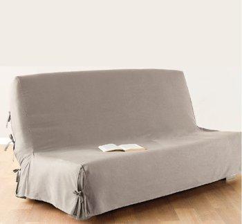 Pokrowiec na sofę ATMOSPHERA, beżowy, 140x200 cm-Atmosphera