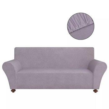Pokrowiec na sofę, kanapę MWGROUP, szary, 140x80 cm-MWGROUP
