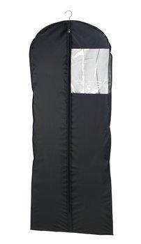 Pokrowiec na ubrania WENKO Deep Black, czarny, 150x60 cm-WENKO