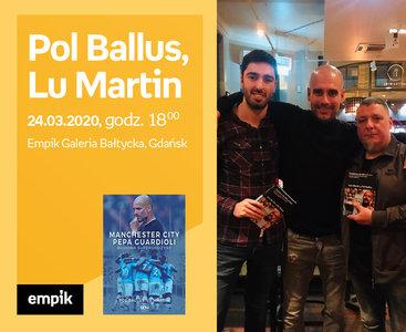 Odwołane: Manchester City Pepa Guardioli | Empik Galeria Bałtycka