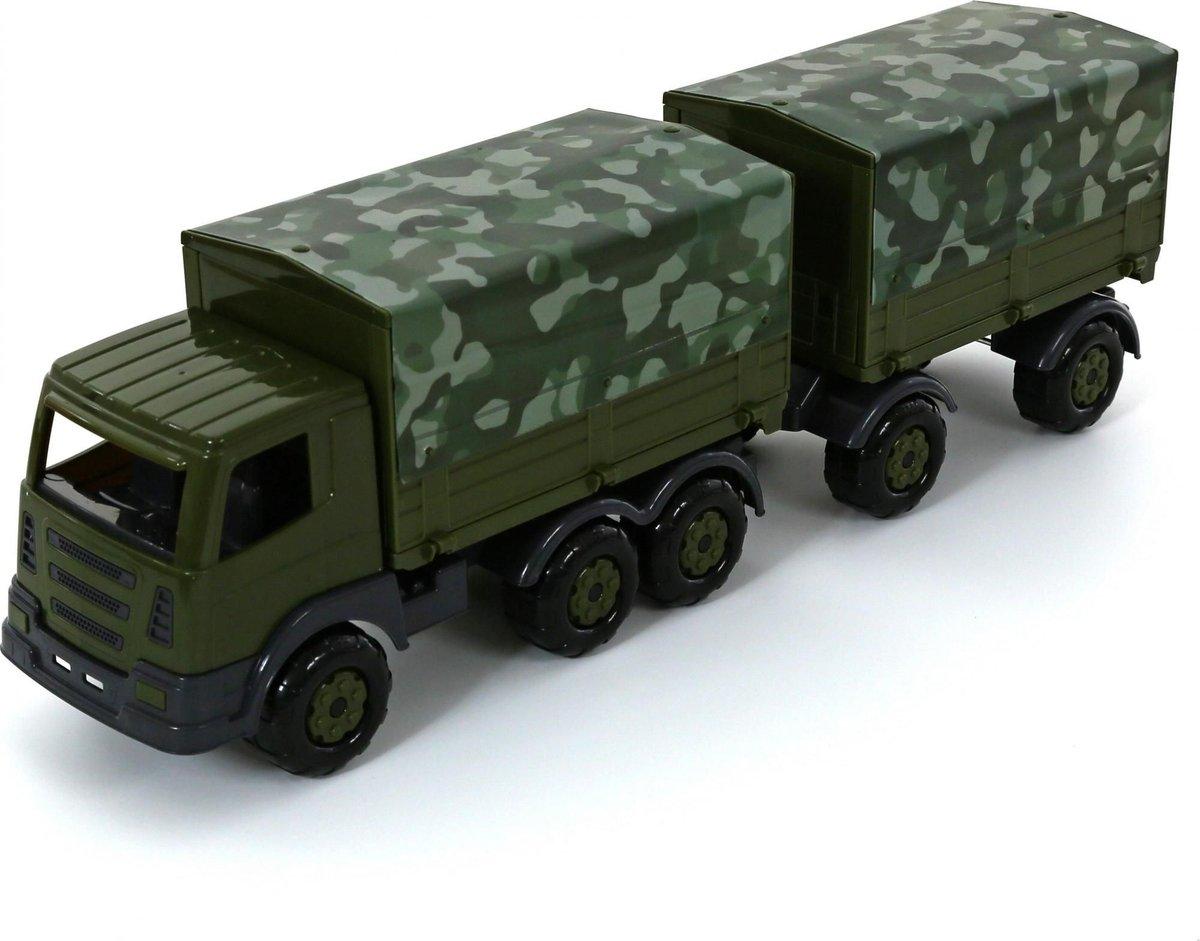 Polesie Poland, samochód wojskowy z plandeką Prestiż