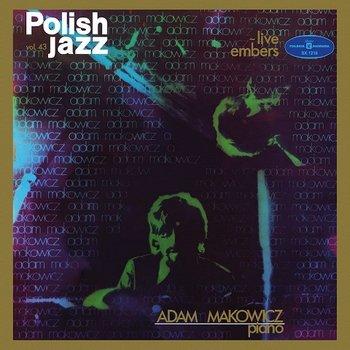Polish Jazz: Live Embers Polish Jazz. Volume 43-Makowicz Adam
