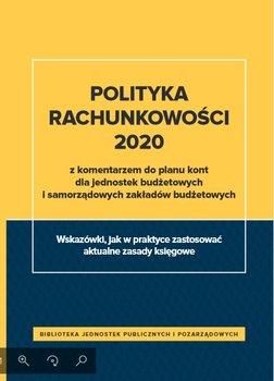 Polityka rachunkowości 2020 z komentarzem do planu kont dla jednostek budżetowych i samorządowych zakładów budżetowych-Świderek Izabela, Jarosz Barbara, Zienkiewicz Anna