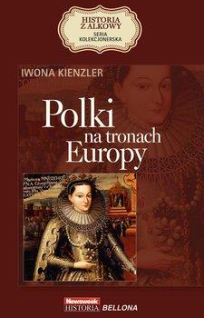 Polki na tronach Europy-Kienzler Iwona