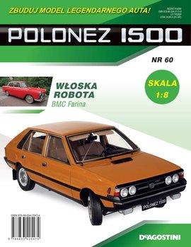 Polonez 1500 Zbuduj Model Legendarnego Auta Nr 60