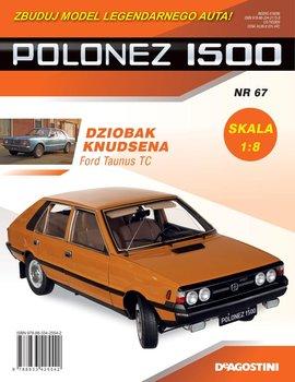 Polonez 1500 Zbuduj Model Legendarnego Auta Nr 67