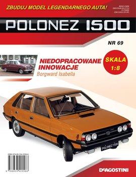 Polonez 1500 Zbuduj Model Legendarnego Auta Nr 69