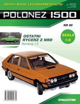Polonez 1500 Zbuduj Model Legendarnego Auta Nr 80