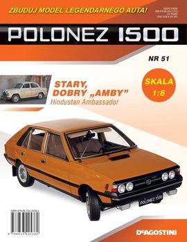 Polonez 1500 Zbuduj Model Legendarnego Auta