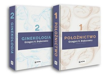Położnictwo i ginekologia. Tom 1-2-Bręborowicz Grzegorz H.
