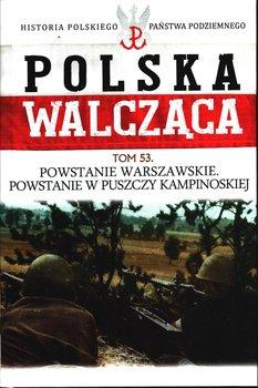 Polska Walcząca Historia Polskiego Państwa Podziemnego Tom 53