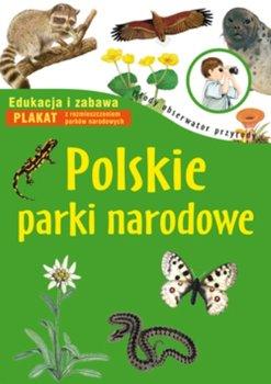 Polskie Parki Narodowe Opracowanie Zbiorowe Książka W