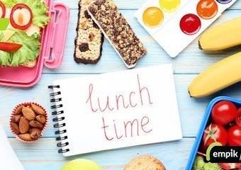 Pomysły na drugie śniadanie dla dzieci