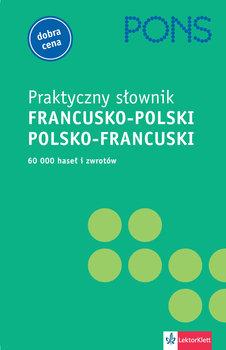 Pons Praktyczny Słownik Francusko Polski Polsko Francuski