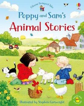 Poppy and Sam's Animal Stories-Amery Heather