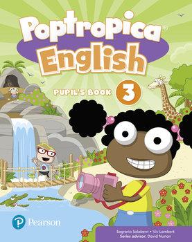 Poptropica English 3. Pupil's Book + Online World Access Code-Lambert Viv, Salaberri Sagrario