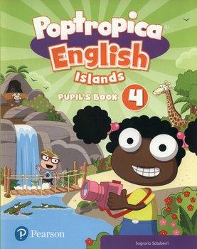 Poptropica English Islands 4. Pupil's Book-Salaberri Sagrario