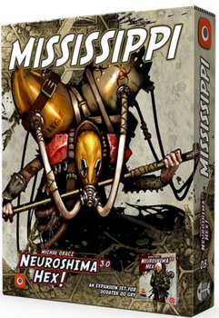 Portal Games, dodatek do gry Neuroshima hex 3.0 missisipi