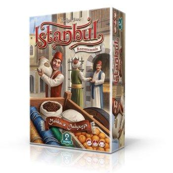 Portal Games, gra ekonomiczna Istanbul: Mokka & Bakszysz, rozszerzenie do gry-Portal Games