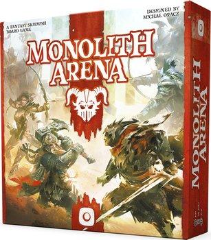 Portal Games, gra przygodowa Monolith arena
