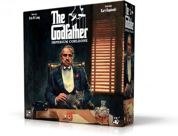 Portal Games The Godfather, gra Imperium Corleone-Portal Games