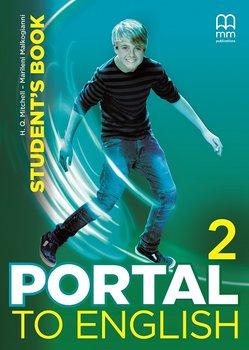 Portal to English 2 Student's Book-Mitchell H.Q., Malkogianni Marileni