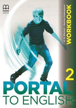 Portal to English 2 Workbook + CD-Mitchell H.Q., Malkogianni Marileni